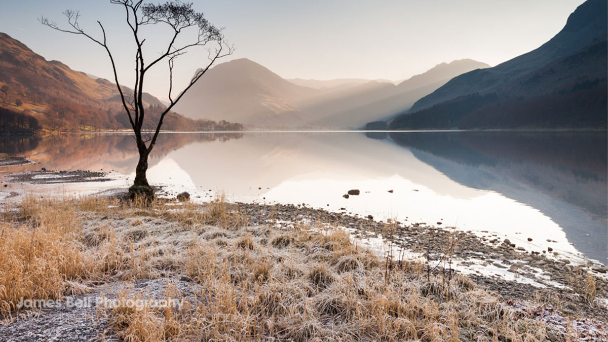 Buttermere Lake Photograph - James Bell