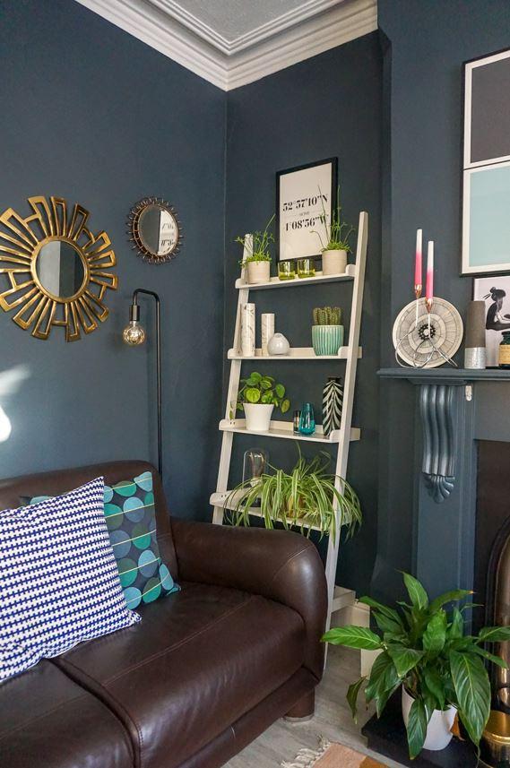 Jen Stanbrook - Living Room