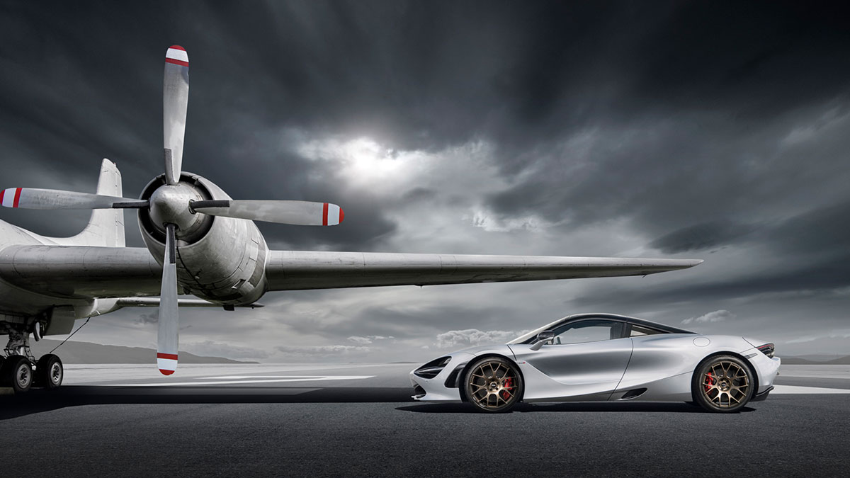 McLaren - Tim Wallace