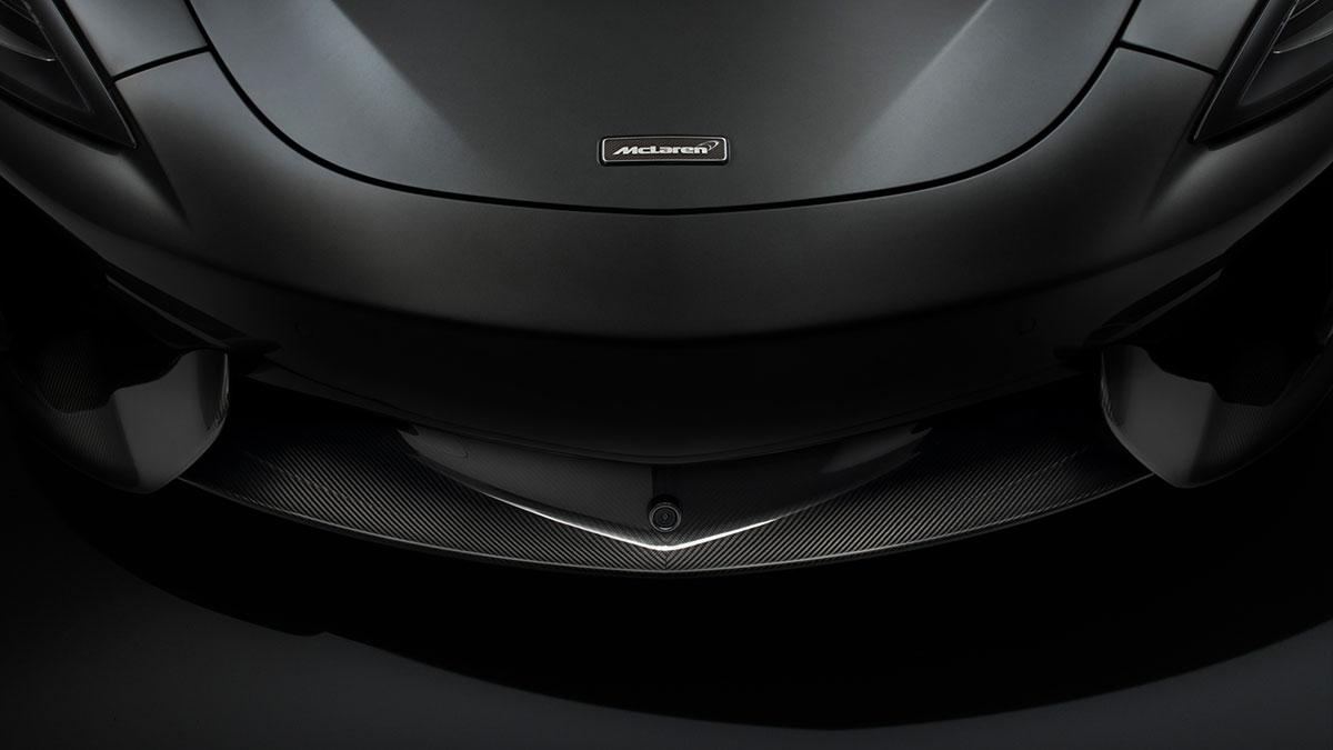 McLaren MSO - Tim Wallace