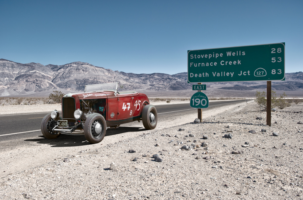 Tim Wallace - Hot Rod Photography