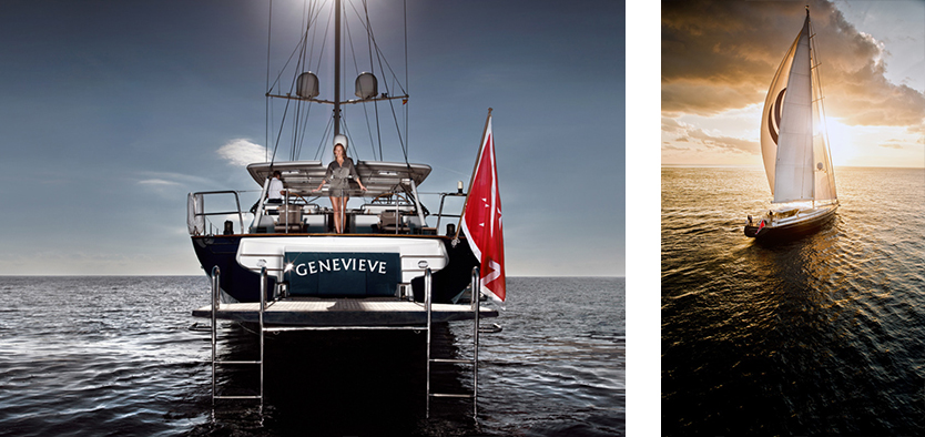 Tim Wallace Yacht Photography