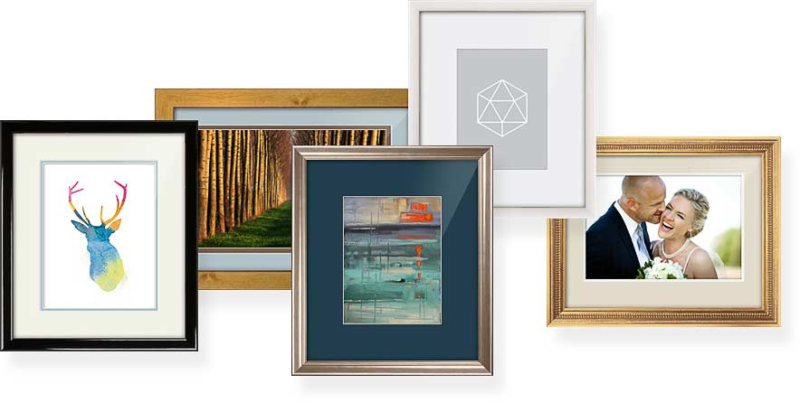 custom frame designs
