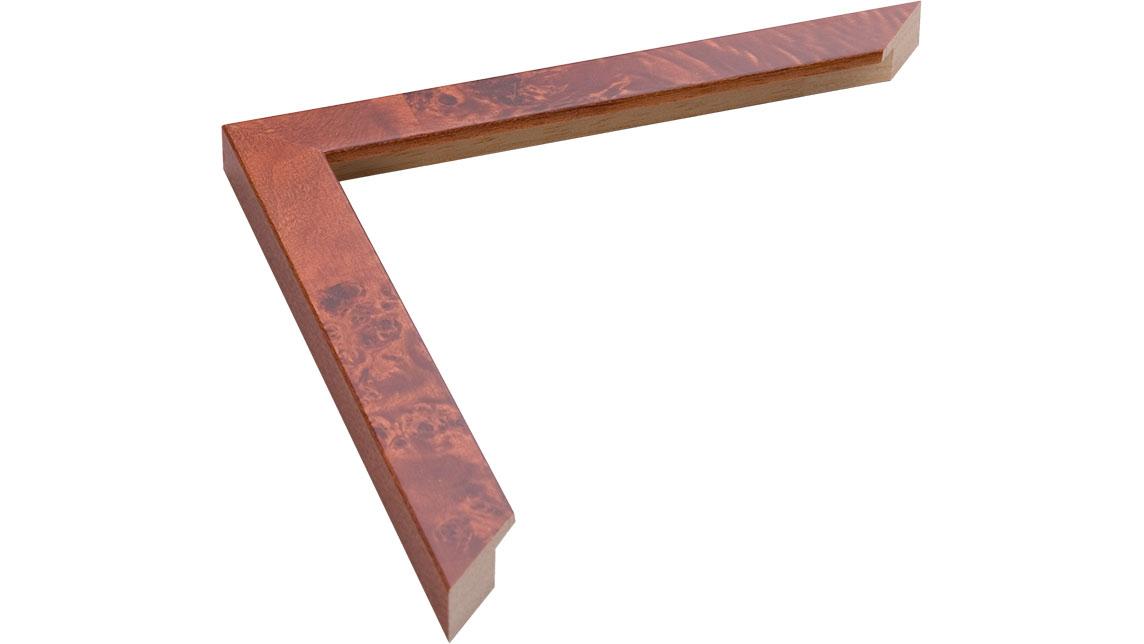 Teak picture frame MLDA284 - wood photo frame with veneer finish and ...