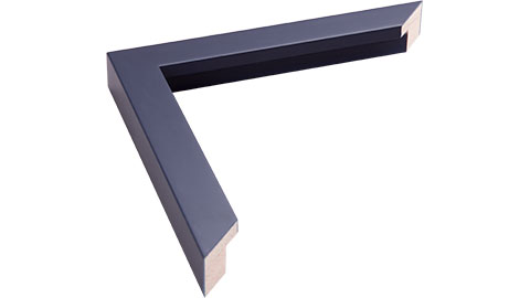 23mm Wide, Navy Wood Paint Frame (MLDA766)