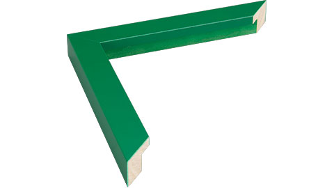 23mm Wide, Emerald Wood Paint Frame, 30x48