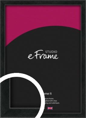 Sharp Line Black Picture Frame (VRMP-A031)