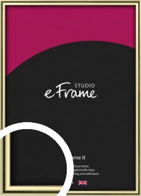 Lustrous Gold Picture Frame (VRMP-A032)