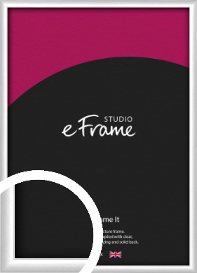 Contemporary Silver Picture Frame (VRMP-A035)