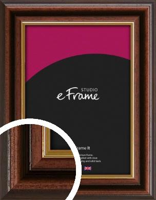 Graduation Style Brown Picture Frame (VRMP-303)