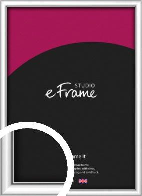 Mirror Shine Silver Picture Frame (VRMP-A045)