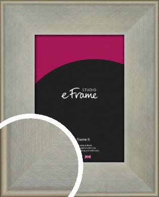 Classic Silver Picture Frame (VRMP-785)