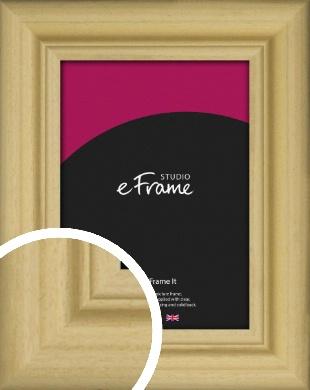 Au Natural Natural Wood Picture Frame (VRMP-802)