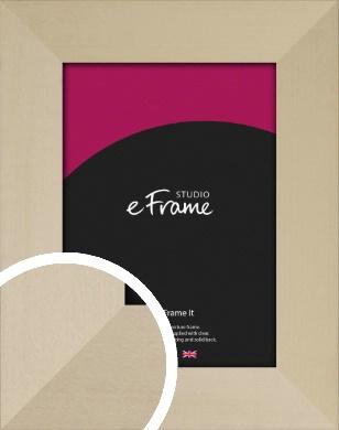 Limewashed Natural Wood Picture Frame (VRMP-804)