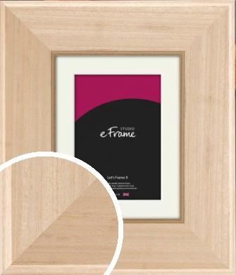 The Finest Natural Wood Picture Frame & Mount (VRMP-431-M)