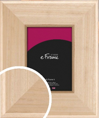 The Finest Natural Wood Picture Frame (VRMP-431)