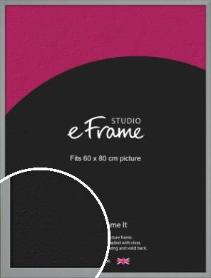 Neutral Grey Picture Frame, 60x80cm (VRMP-811-60x80cm)