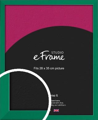 Emerald Green Picture Frame, 28x35cm (VRMP-814-28x35cm)