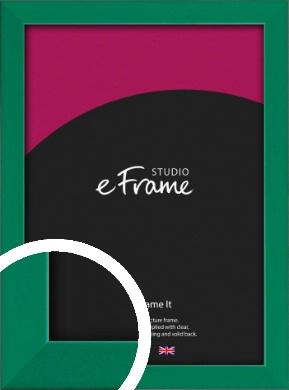 Emerald Green Picture Frame (VRMP-814)