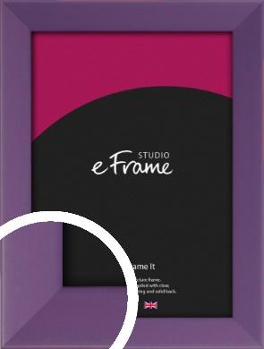 Classic Purple Picture Frame (VRMP-755)