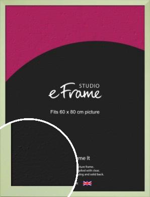 Pastel Green Picture Frame, 60x80cm (VRMP-835-60x80cm)