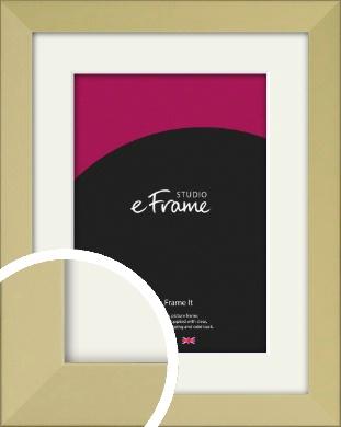 Dusky Cream Picture Frame & Mount (VRMP-837-M)