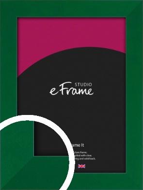 Basil Green Picture Frame (VRMP-839)