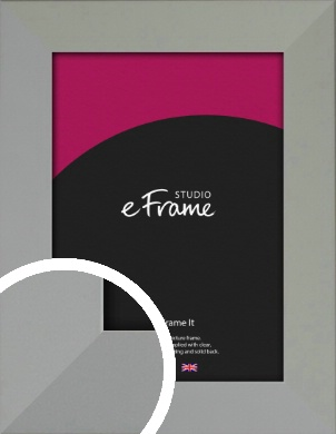 Tranquil Grey Picture Frame (VRMP-852)