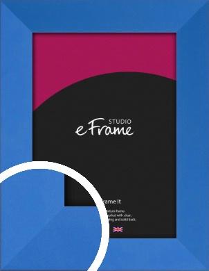 Ocean Blue Picture Frame (VRMP-854)