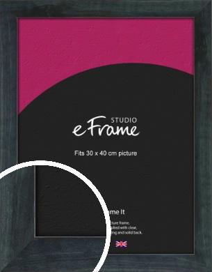 Strong Grey Picture Frame, 30x40cm (VRMP-888-30x40cm)