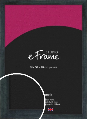 Strong Grey Picture Frame, 50x70cm (VRMP-888-50x70cm)