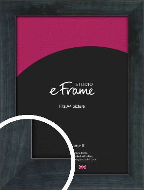 Strong Grey Picture Frame, A4 (210x297mm) (VRMP-888-A4)