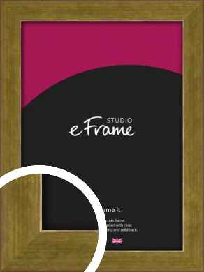 Luxe Gold Picture Frame (VRMP-901)