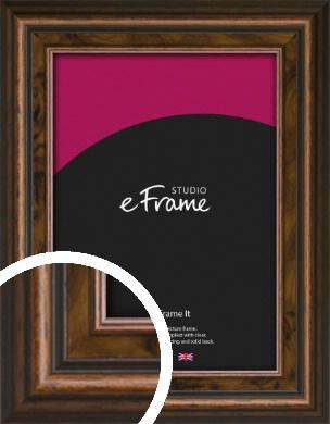 Vintage Crafted Brown Picture Frame (VRMP-912)