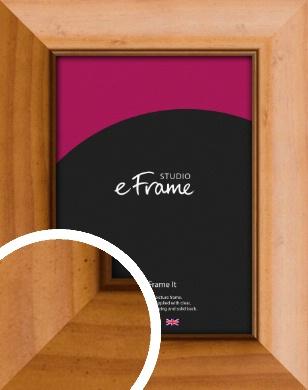 Saddle Brown Picture Frame (VRMP-171)