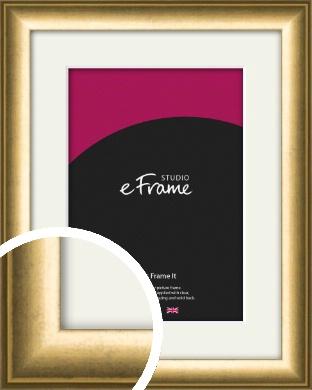 Classic Gold Picture Frame & Mount (VRMP-930-M)