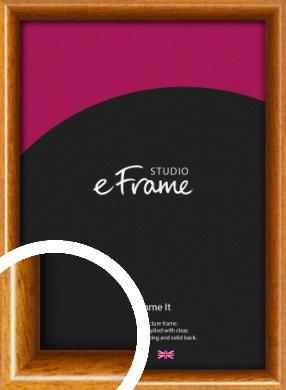 Heirloom Brown Picture Frame (VRMP-161)