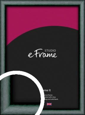 Brushed Satin Black Picture Frame (VRMP-A054)