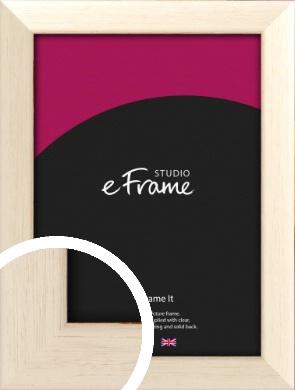 Inviting Scandi Cream Picture Frame (VRMP-366)