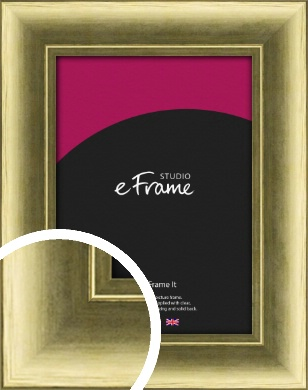 Luxe Gold Picture Frame (VRMP-1001)