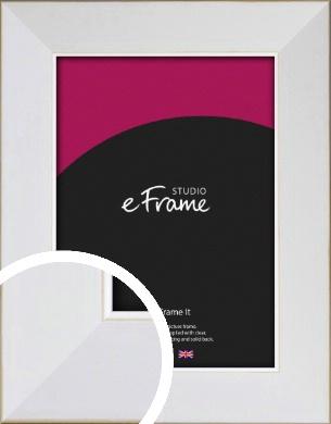 Easy Going Timeless White Picture Frame (VRMP-1003)