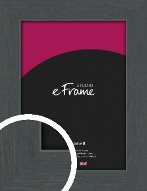 Slate Grey Picture Frame (VRMP-1026)