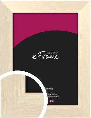 Light Ivory Cream Picture Frame (VRMP-714)
