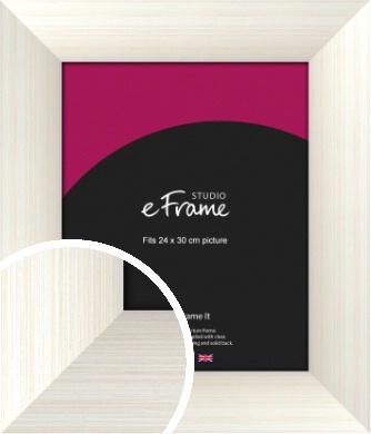 Chunky Cream Picture Frame, 24x30cm (VRMP-623-24x30cm)