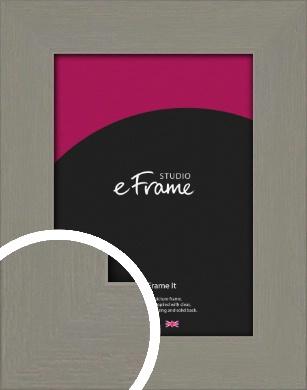 Warm Grey Picture Frame (VRMP-1039)