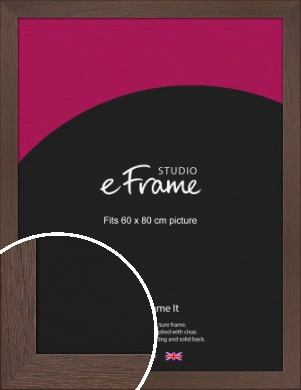 Smoked Brown Picture Frame, 60x80cm (VRMP-1042-60x80cm)