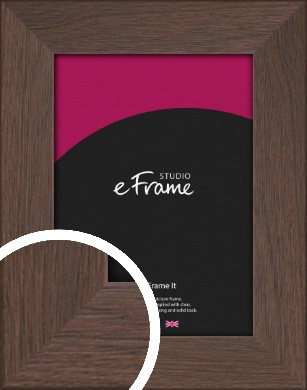 Smoked Brown Picture Frame (VRMP-1042)