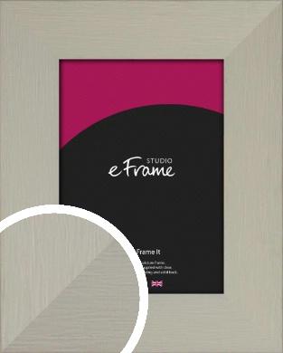 Tranquil Grey Picture Frame (VRMP-1044)