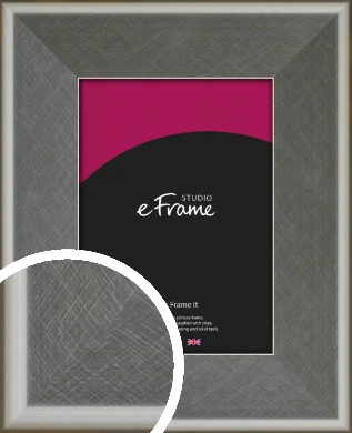 Fashionable Silver Picture Frame (VRMP-1046)