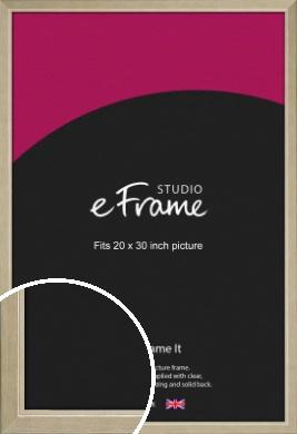 Subtle Gold Picture Frame, 20x30